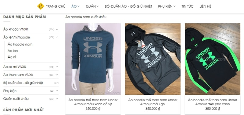 cửa hàng áo hoodie nam đẹp chất bạn không nên bỏ lỡ - Link VNXK