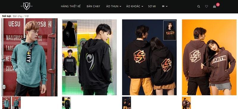 cửa hàng áo hoodie nam đẹp chất bạn không nên bỏ lỡ - Yame