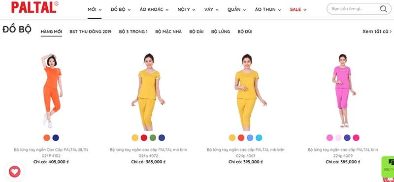 cửa hàng đồ bộ mặc nhà - siêu cưng - Patal