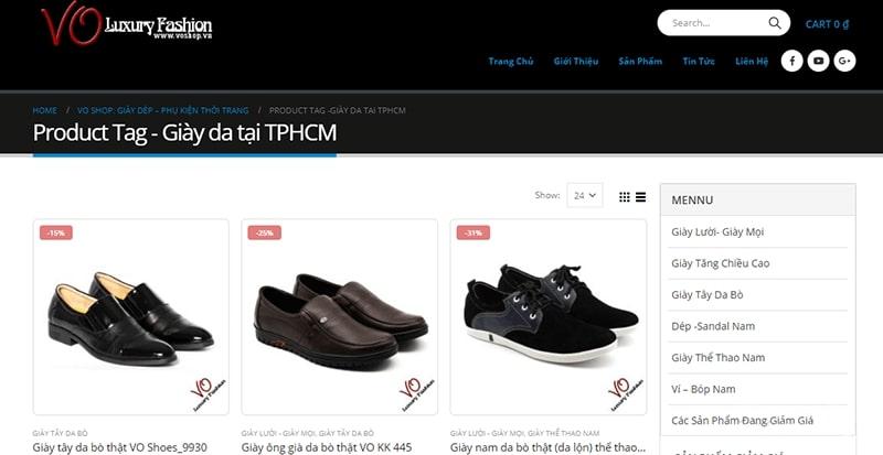 Vo Shop