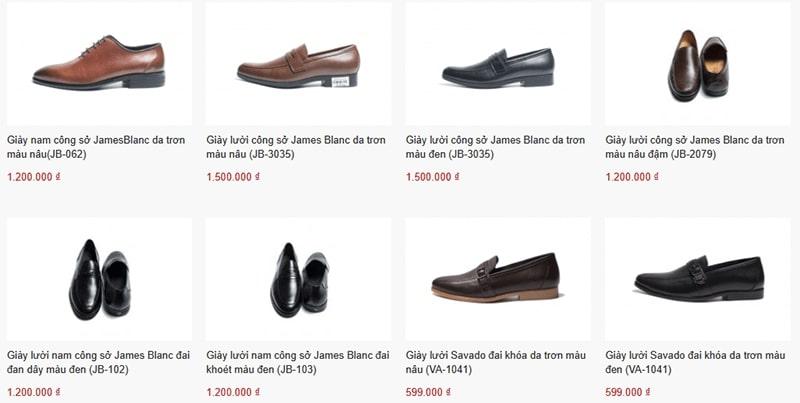 giày nam công sở tphcm Giày Tốt