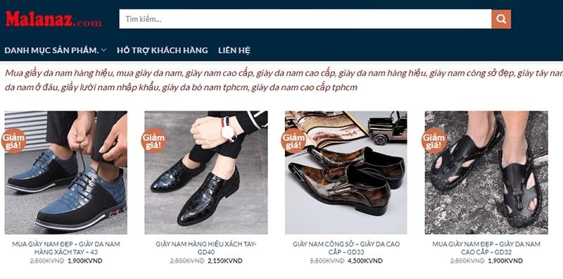 giày nam công s<h2 style=