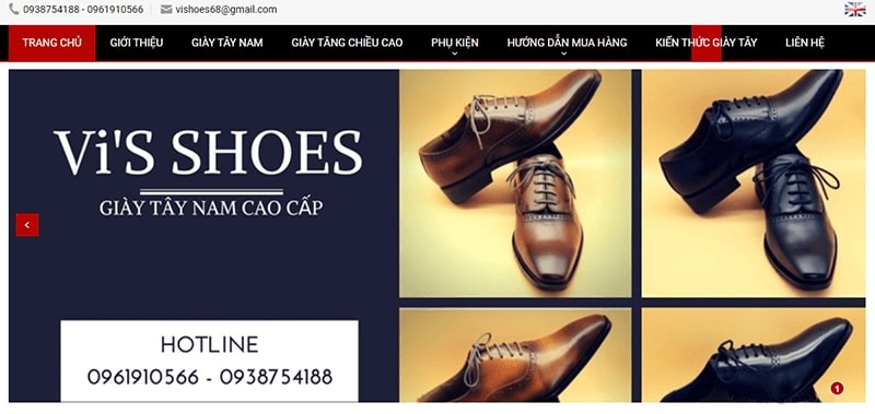 Vi's Shoes