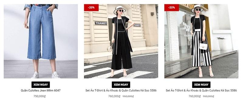 Brada Maxi & Fashion