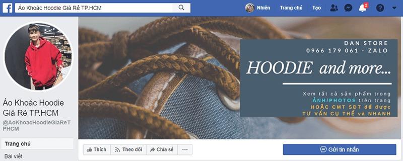 Áo khoác Hoodie Giá Rẻ TP HCM
