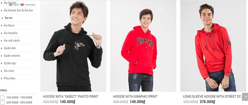 shop bán áo hoodie tphcm đẹp Minh Thư Fashion