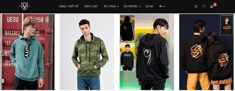 shop bán áo hoodie tphcm đẹp Yame