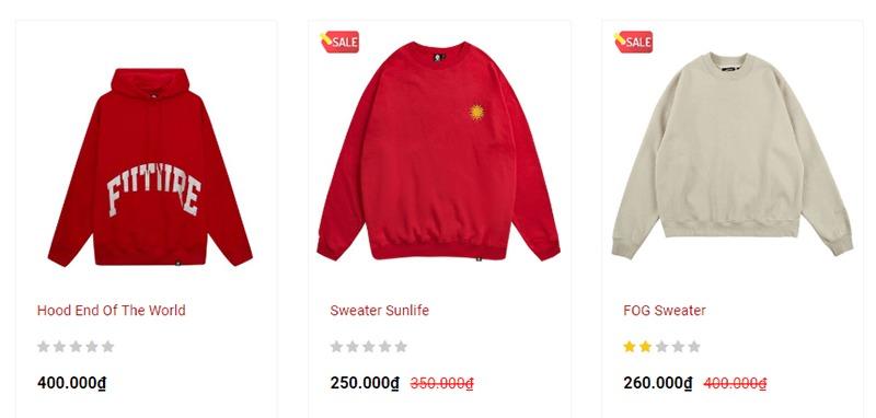 shop bán áo hoodie tphcm đẹp YG Shop