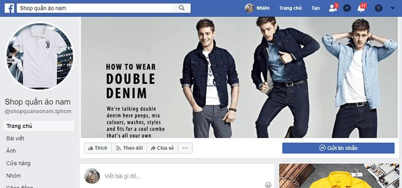 shop đồ nam thời trang đẹp giá rẻ - Shop Quần Áo Nam