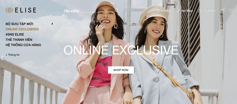 shop quần áo đường võ văn ngân - Elise