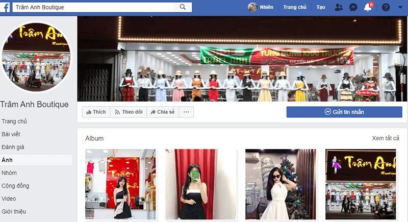 shop quần áo đường võ văn ngân - Trâm Anh Boutique