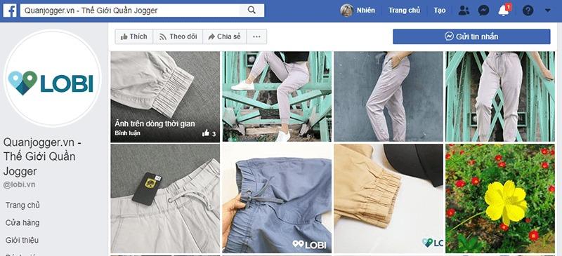 shop quần áo nữ ở tphcm facebook - Lobi