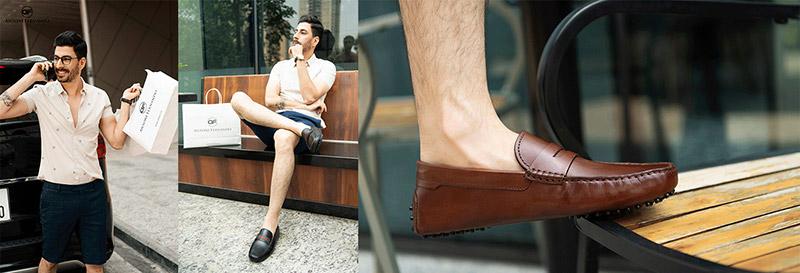 Antoni Fernando giày da nam chính hãng tại Hà Nội