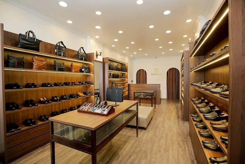 Đồ da Tâm Anh địa chỉ mua giày tây nam hàng đầu Hà Nội