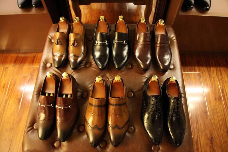 Địa chỉ mua giày tây nam chất lượng tại Scorpion Hà Nội