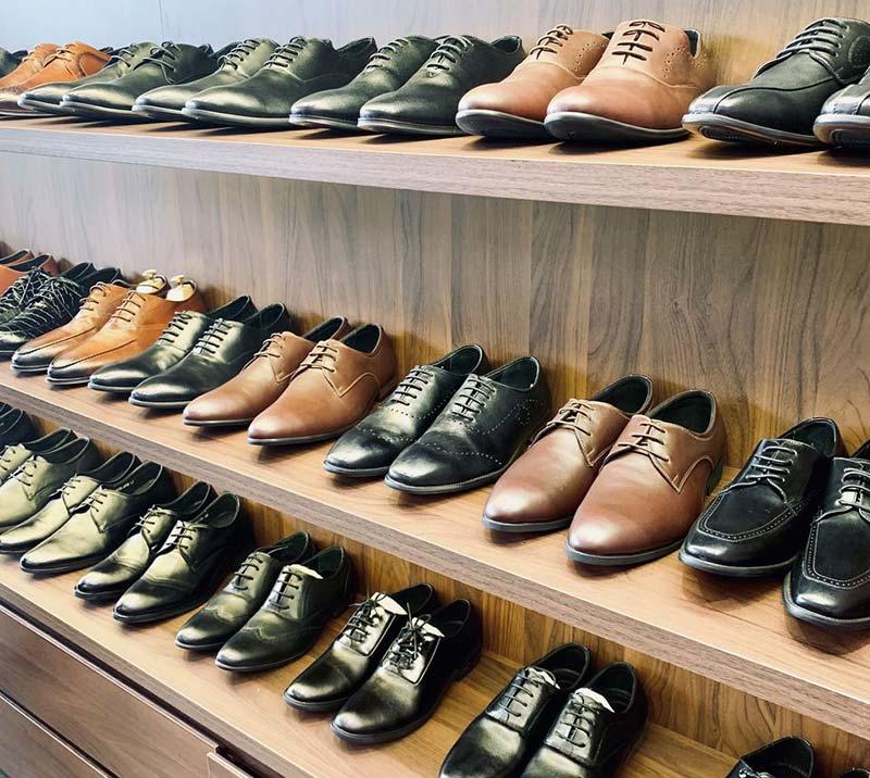 Mua giày da nam hàng đầu Hà Nội tại đồ da Menz