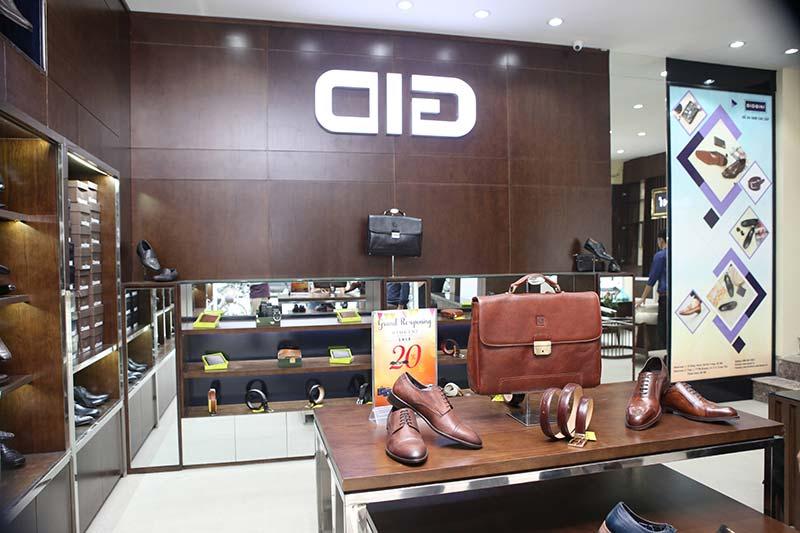 Shop giày da nam hàng hiệu Diogina Hà Nội