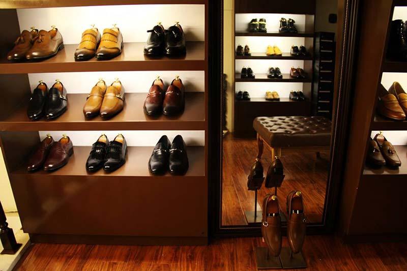 Cửa hàng giày da nam uy tín Kingdom shoes