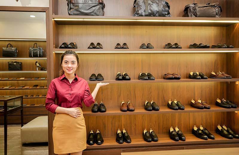 Shop giày da nam hàng hiệu Kstore Hà Nội