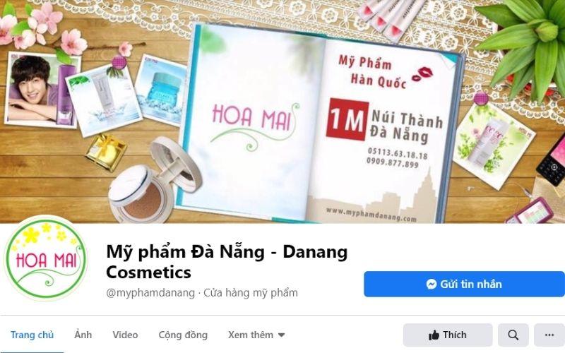 Mỹ phẩm Hoa Mai phân phối sỉ lẻ mỹ phẩm Hàn Quốc