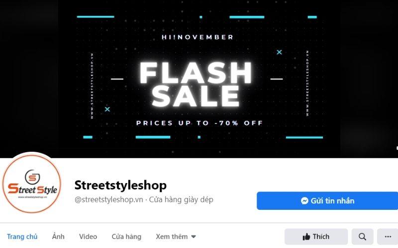 StreetStyle luôn cố gắng mang tới những sản phẩm chất lượng đến tay khách hàng