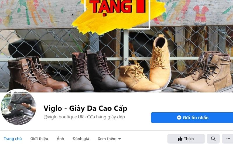 Giày tại Viglo đem lại rất nhiều sự thoải mái và an tâm dành cho người sử dụng