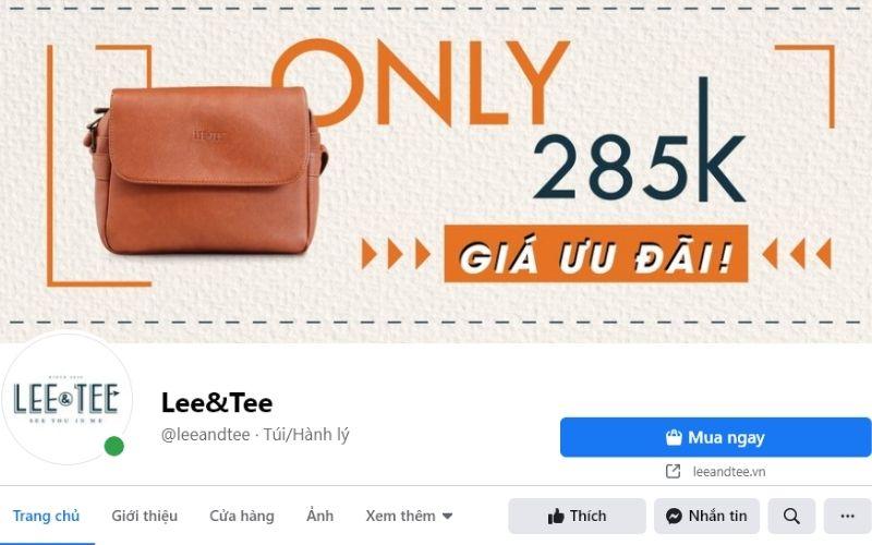 Lee&Tee là địa chị mua ví ở tphcm mà bạn nên ghé qua