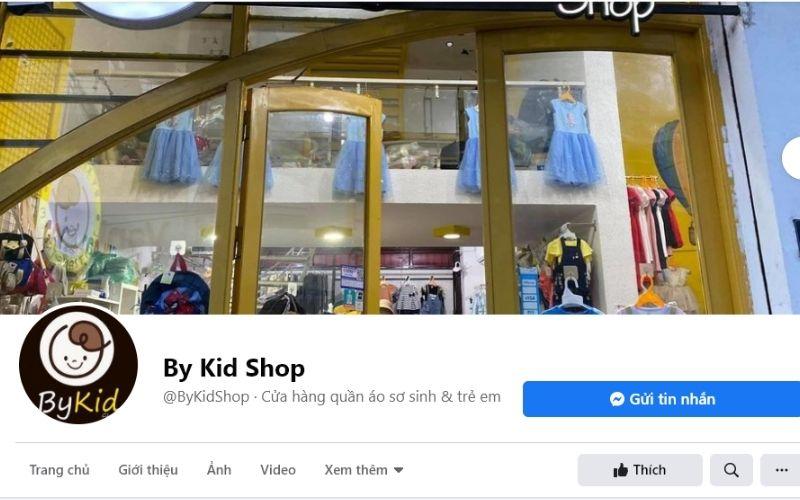 Muốn tìm shop bán quần áo trẻ em Đà Nẵng có nhiều mẫu đẹp hãy đến với By Kid