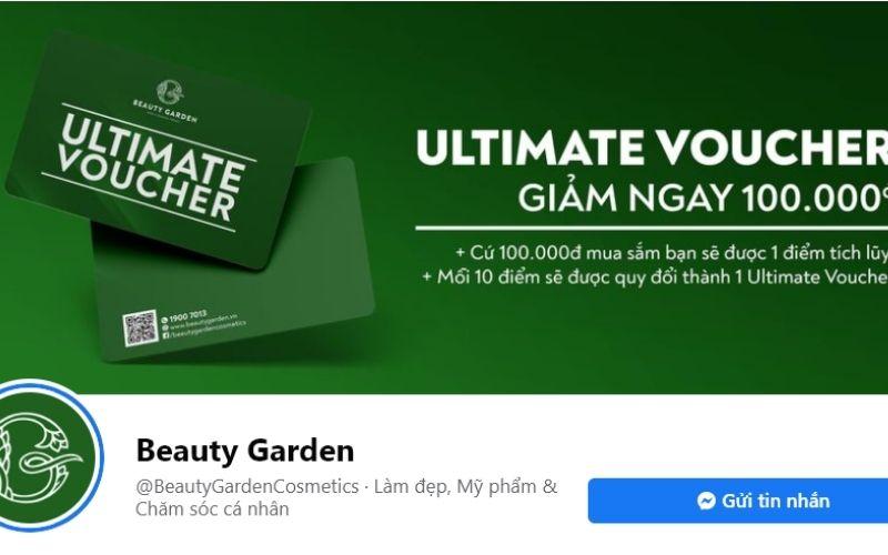 Beauty Garden luôn mong muốn đem tới những sản phẩm có giá cạnh tranh nhưng chất lượng cao