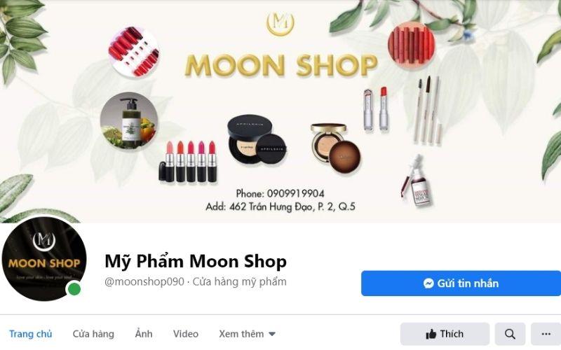Bạn sẽ tìm mua được những thỏi son giá mềm tại Moon shop