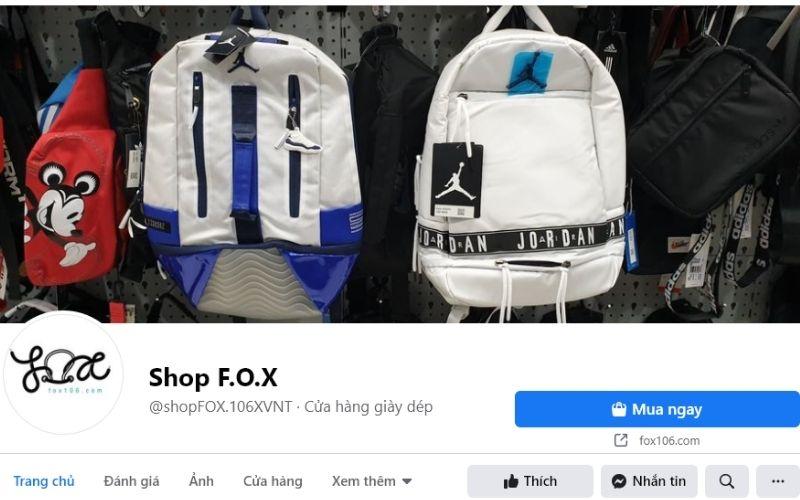 Shop F.o.x tự tin đem đến cho bạn những đôi giày mới nhất, hợp trend nhất