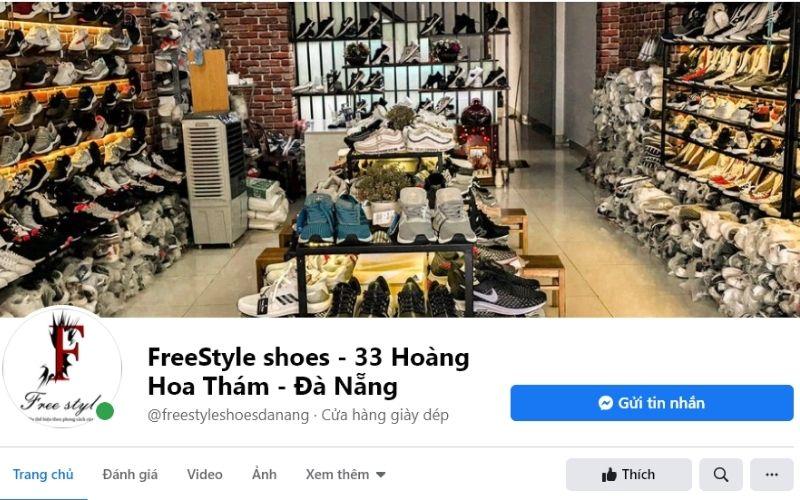 Thoải mái lựa chọn giày theo phong cách của bạn tại Freestyle Shoes Đà Nẵng