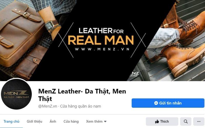 Các đôi giày tại Menz Leather mang đậm phong cách bụi bặm và phong cách