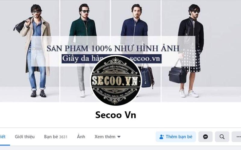 Giày tại Secoo đa dạng từ công sở cho đến thể thao để bạn lựa chọn