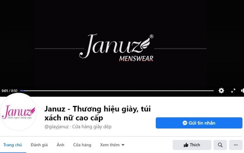 Januz cũng là thương hiệu được nhiều người quan tâm do giá thành tương đối phải chăng