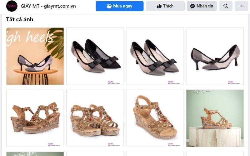Giày MT luôn là thương hiệu được nhiều các chị em yêu thích
