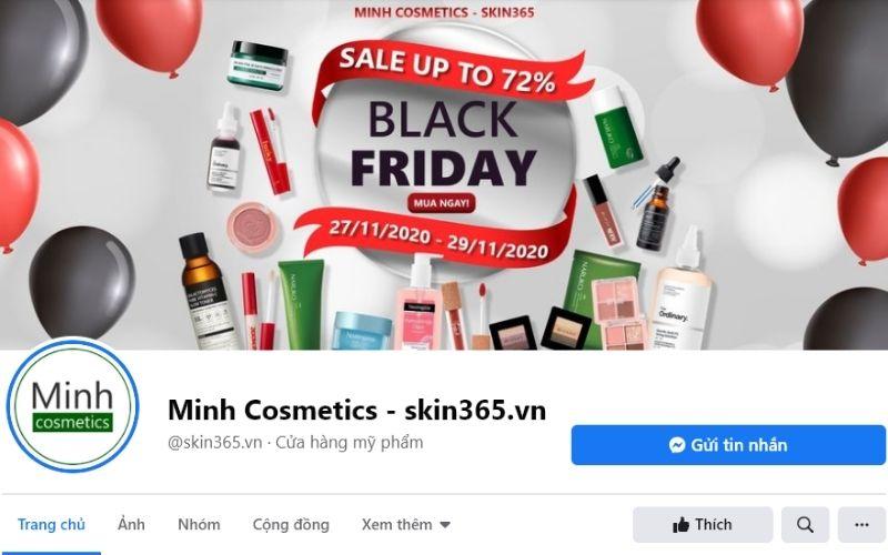 Minh Cosmetic luôn làm hài lòng khách hàng của mình nhờ sản phẩm chất lượng