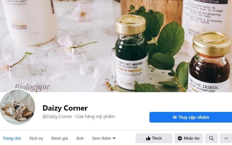 Daizy Corner là một trong top 10 shop mỹ phẩm tại tphcm có uy tín