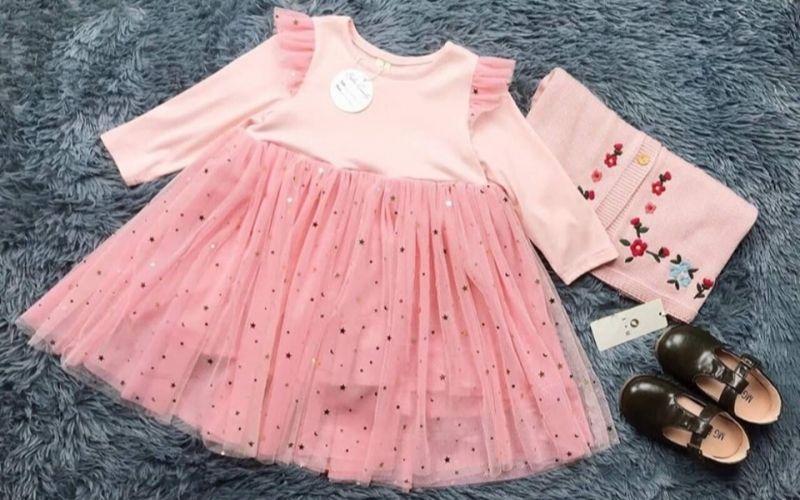 Rất nhiều mẫu quần áo đẹp tại Kids Fashion giúp các bé trở nên thật lộng lẫy