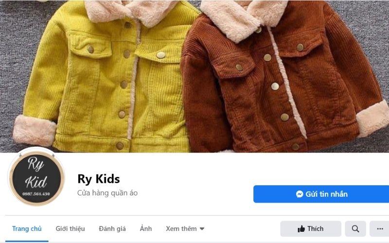 Đa dạng mẫu mã và giá thành rẻ giúp Ry Kids ghi điểm trong mắt nhiều người