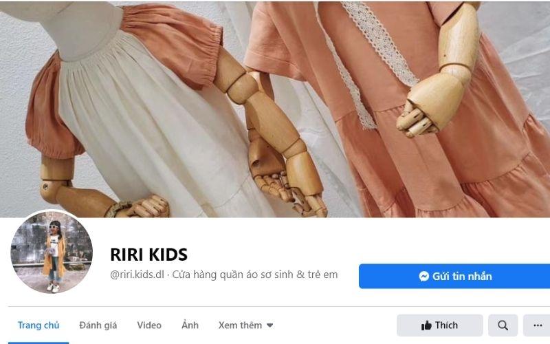 Riki Kid đem tới những bộ trang phục bắt mắt cho các bé