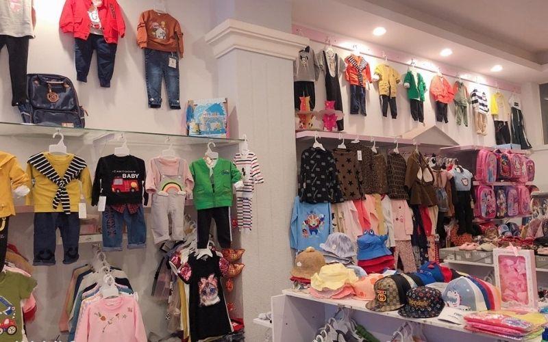 Sy pé là một trong những shop trẻ em đẹp Đà Lạt