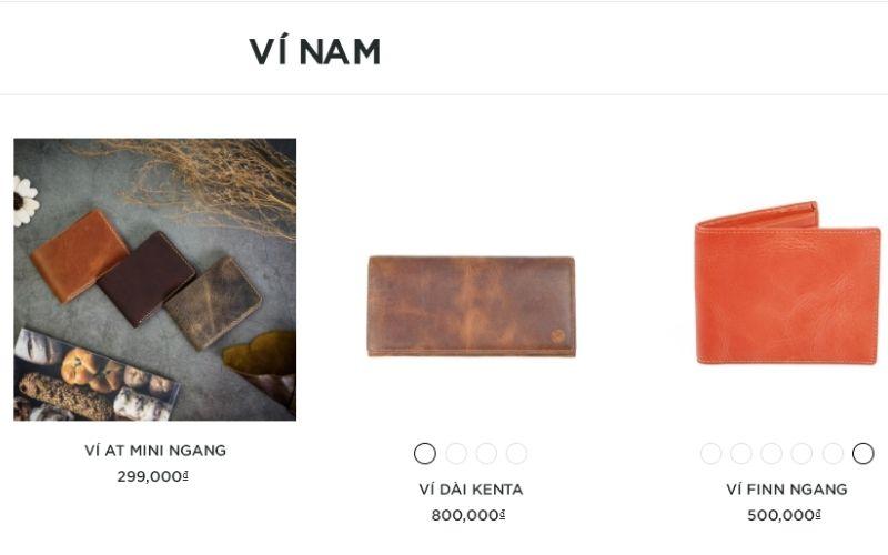 ASAGI là lựa chọn không tồi khi bạn muốn sở hữu một chiếc ví đẹp và chất lượng
