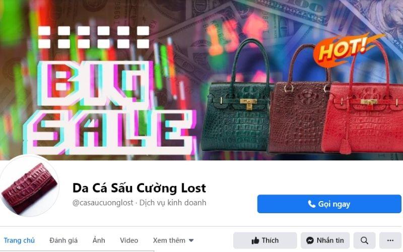 Bạn có thể yên tâm khi mua hàng tại Cường Lost