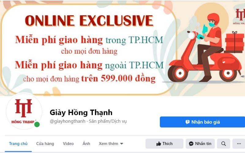 Hồng Thạnh là thương hiệu giày dép Việt Nam đã tồn tại gần 30 năm