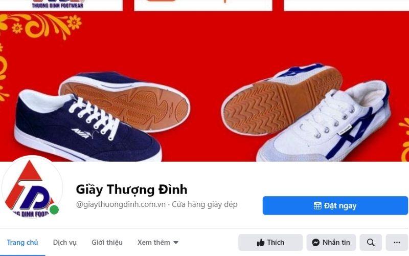 Thượng Đình là thương hiệu giày dép bình thân gắn liền với những người công nhân