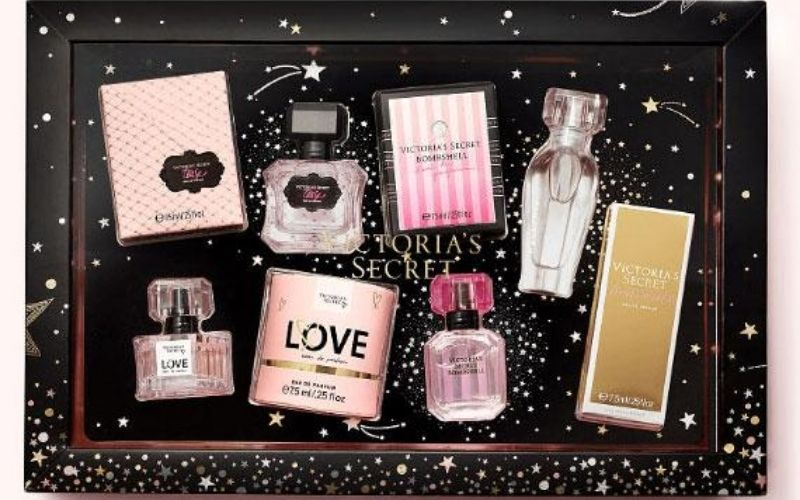Nước hoa Victoria's Secret có hương thơm đầy quyến rũ