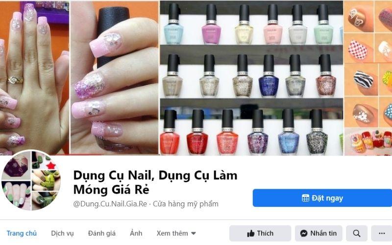 Shhop HTH chuyên cung cấp phụ kiện nail giá rẻ ở Hà Nội