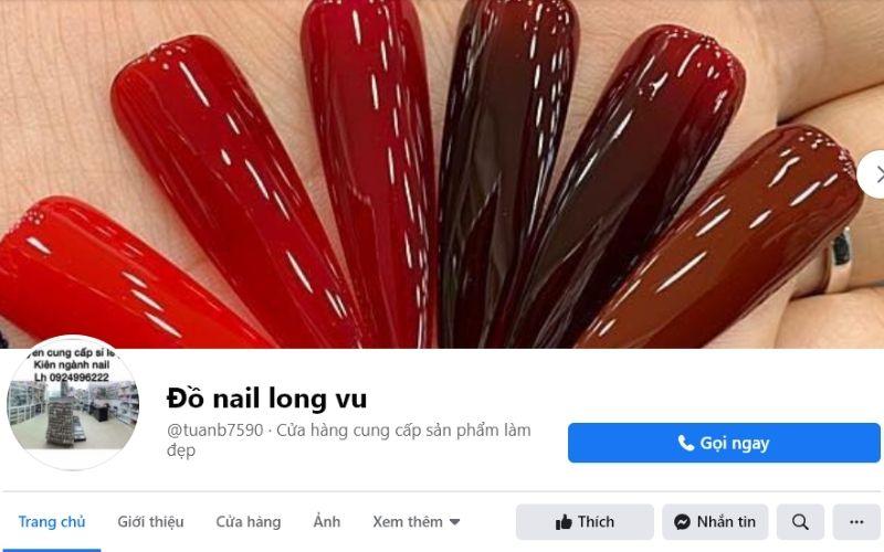 Đồ nail Long Vũ luôn chiếm được cảm tình của chị em nhờ chất lượng sản phẩm và dịch vụ tốt