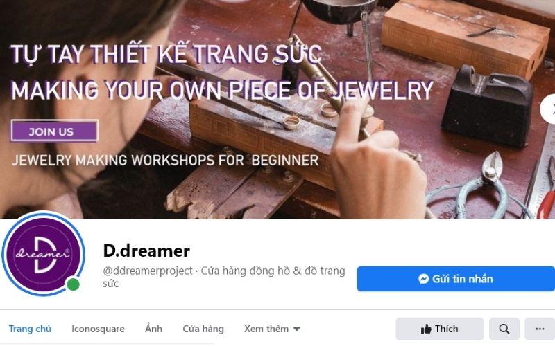 Ddreamer là cửa hàng phụ kiện thời trang tại TPHCM mà bạn chắc chắn không nên bỏ qua